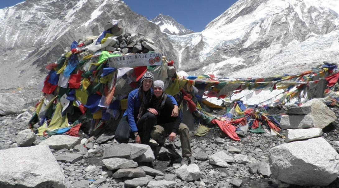 Gezondheidszorgproject in Nepal door Dorien W & Irene V
